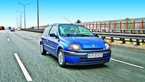 125 tys. km Renault Clio II 1.2 16V (2001)