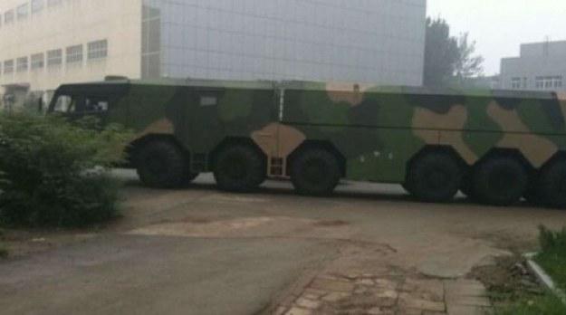 12x12 TEL.  Fot. China Defense Forum /materiały prasowe
