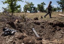 13-letni chłopiec zginął w wyniku ostrzału w Donbasie
