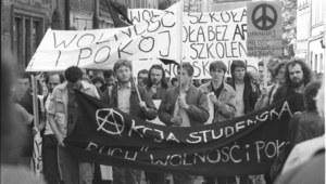 """14 kwietnia 1985 r. Powstał Ruch """"Wolność i Pokój"""""""