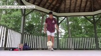 14-latek z USA potrafi wyczyniać cuda z piłką