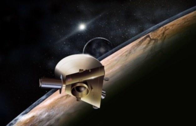 14 lipca 2015 r. sonda New Horizons przeleci w pobliżu Plutona /materiały prasowe