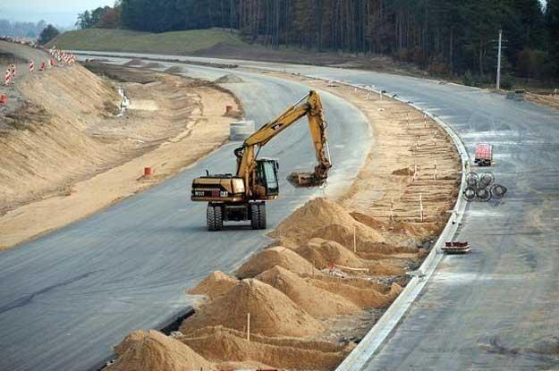 14 października autostrada A1 wydłuży się o 60 km / Fot: W. Stróżyk /Reporter