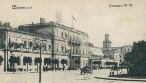 14 stycznia 1912 r. Rosja wykupuje Kolej Warszawsko-Wiedeńską