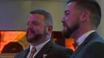 140 homoseksualnych par na ślubnym kobiercu