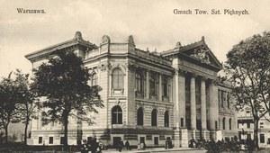 15 grudnia 1900 r. Otwarto gmach Zachęty w Warszawie