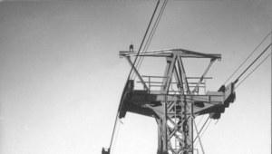 15 marca 1936 r. Pierwsi pasażerowie wjechali kolejką linową na Kasprowy Wierch
