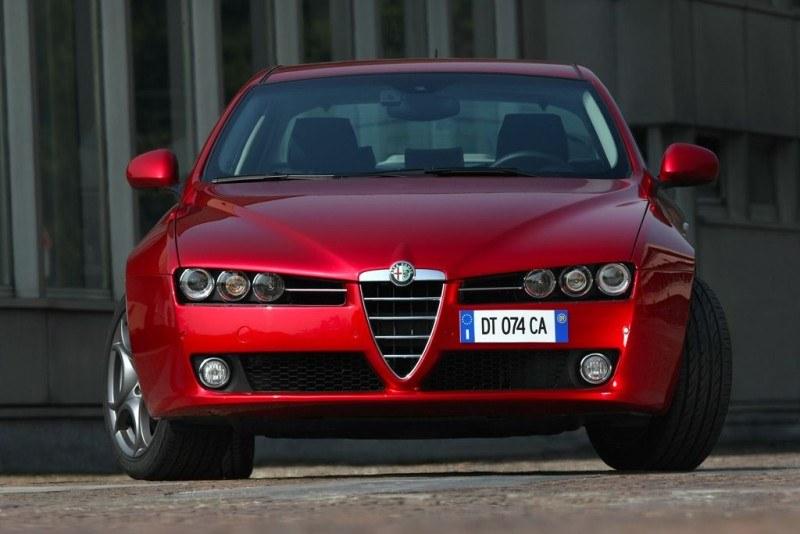 159 pojawiła się na rynku w 2005 roku /
