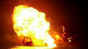 """16 kwietnia 1979 r. Pożar drobnicowca """"Reymont"""""""