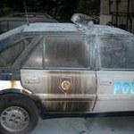 16-latek podpalił... radiowóz
