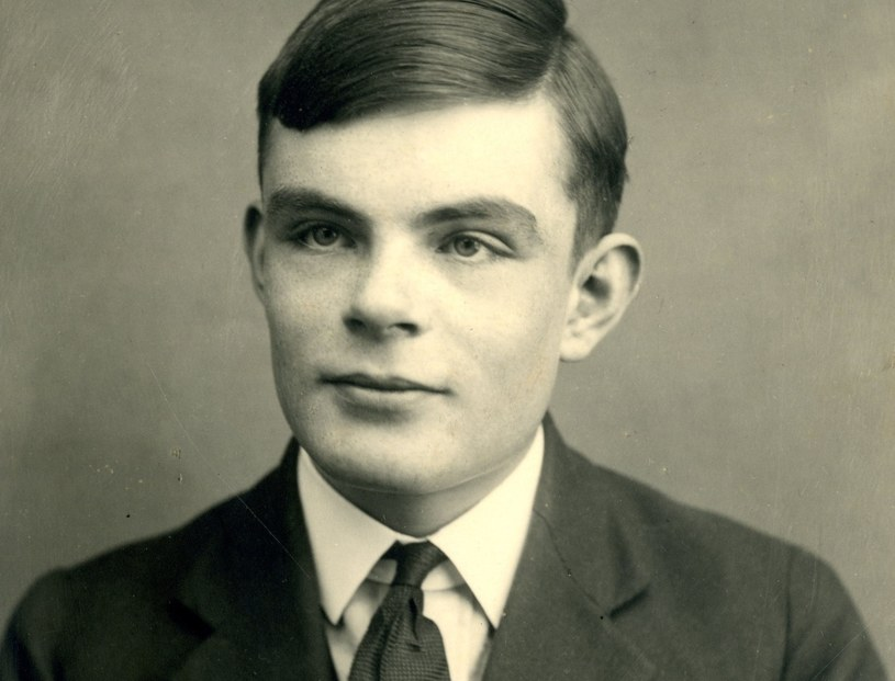 16-letni Alan Turing /AFP