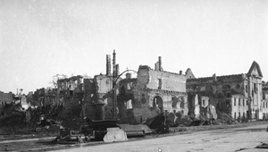 17 stycznia 1945 r. 1 Armia Wojska Polskiego w Warszawie