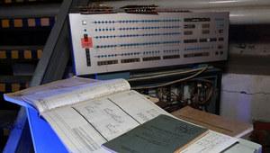18 lipca 2003 r. Wyłączono komputer Odra 1305