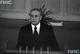 """18 lutego 1974 r. Edward Gierek o """"patrzeniu w przyszłość z pewnością i wiarą"""""""