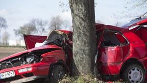 187 wypadków podczas świątecznego weekendu