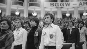 """19 kwietnia 1977 r. """"Zaangażować studentów w realizację programu PZPR"""""""