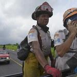 192 osoby uznane za zaginione po wybuchu wulkanu w Gwatemali