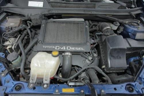 2.0 D-4D /Motor
