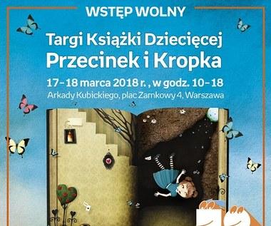 2. Edycja Targów Książki Dziecięcej Przecinek i Kropka 2018