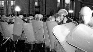 2 grudnia 1981 r. Pacyfikacja Wyższej Oficerskiej Szkoły Pożarniczej