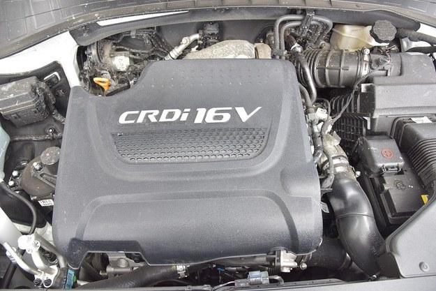 2-litrowa jednostka rozwija 185 KM i 402 Nm przy 1750 obr./min. /Motor