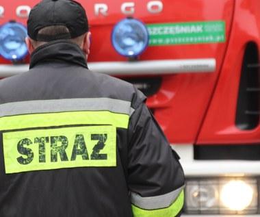 2 osoby zginęły w nocnych pożarach, 16 zostało rannych