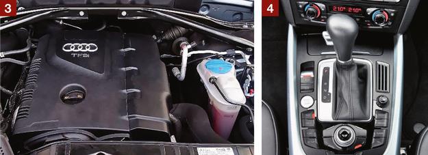 [2] SPALANIE OLEJU: Zbyt duże zużycie oleju przez silniki 2.0 TFSI: typowa przypadłość jednostek produkowanych do 2011 roku. [3] ZUŻYCIE SKRZYNI S tronic: Po 200 tys. km może już wymagać wymiany zestawu sprzęgieł. Koszt - ponad 5 tys. zł. /Motor