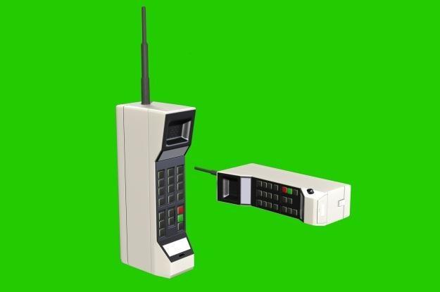 20 lat temu posiadanie takiego urządzenie było symbolem bogactwa fot. Claudio Jule /stock.xchng