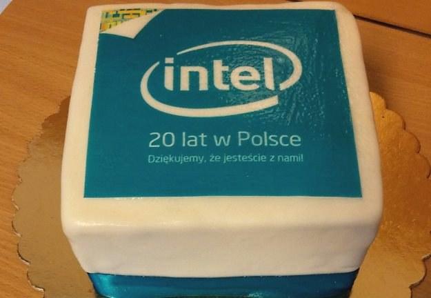 20-lecie firmy Intel (w Polsce) i 20-lecie procesora Pentium (na świecie) /INTERIA.PL