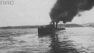 """20 lipca 1925 r. Zatonięcie ORP """"Kaszub"""""""