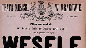 20 listopada 1900 r. Wesele w Bronowicach