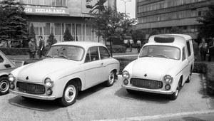"""20 marca 1957 r. W Fabryce Samochodów Osobowych na Żeraniu rozpoczęto produkcję """"syreny"""""""