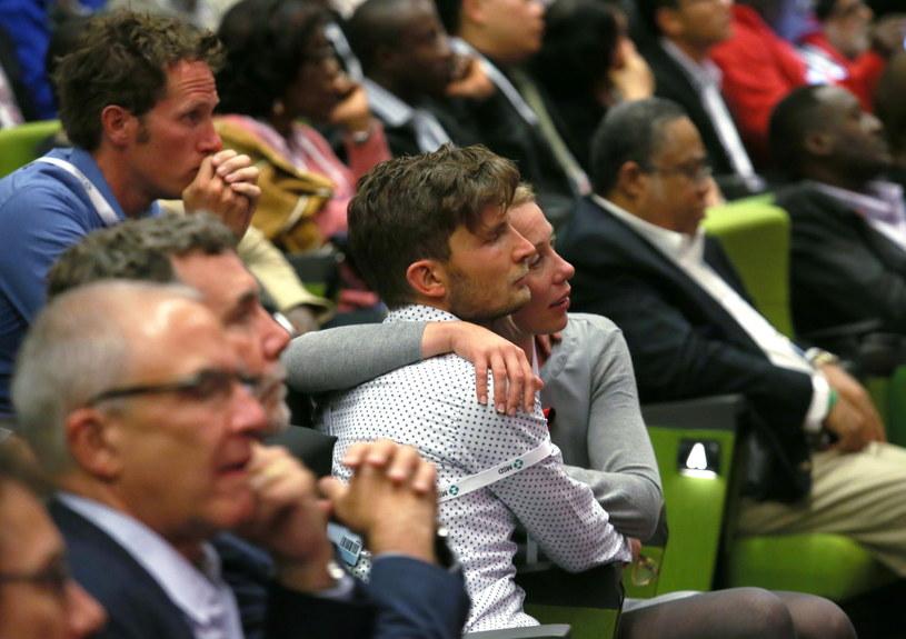 20. międzynarodowa konferencja nt. AIDS rozpoczęła się w niedzielę w Melbourne minutą ciszy. /PAP/EPA