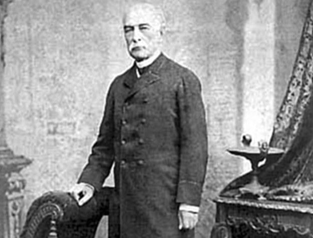 200 lat temu urodził się Ernest Malinowski /Marek Skorupski /Agencja FORUM