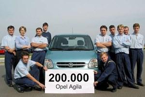 200 tysięcy agilii z Gliwic