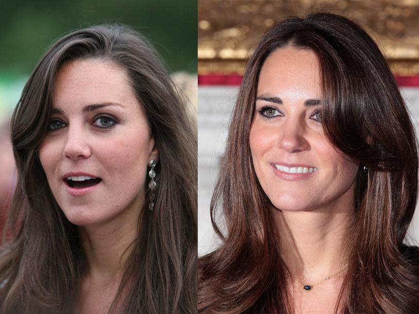 2008 i 2010 rok - makijaż wykonuje samodzielnie od lat, teraz to się nie zmieni  /Getty Images/Flash Press Media