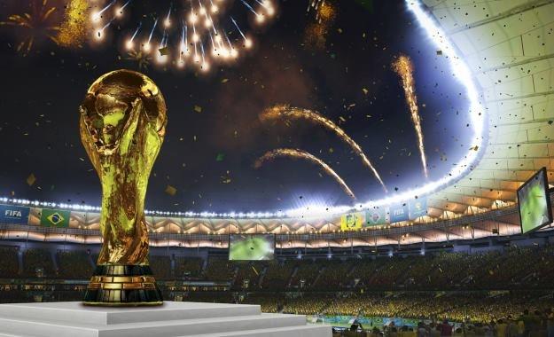 2014 FIFA World Cup Brazil /materiały prasowe