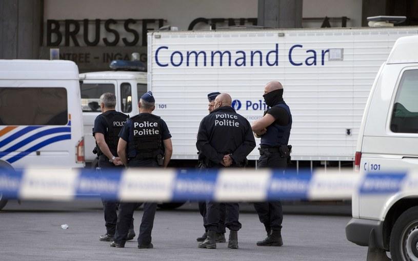 21 czerwca w Brukseli doszło do nieudanej próby zamachu terrorystycznego /East News