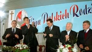 21 kwietnia 2001 r. Środowiska narodowe zdecydowały o utworzeniu Ligi Polskich Rodzin