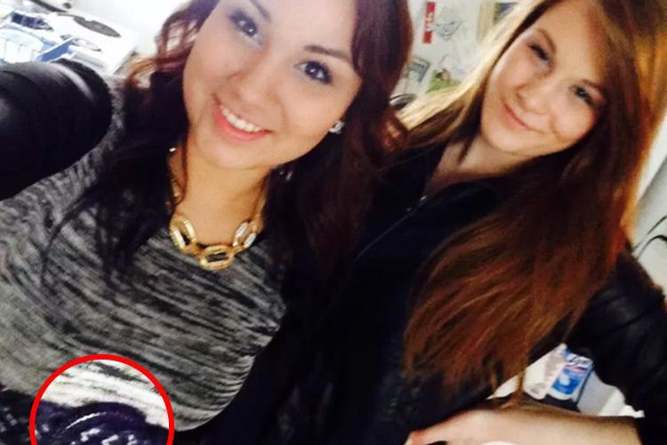 21-letnia Cheyenne Rose Antoine i 18-letnia Brittney Gargol. To właśnie ten pasek znaleziono przy ciele nastolatki /Facebook /Facebook