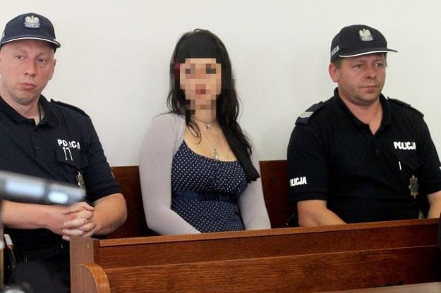 21-letnia Karolina Z. najlepsze lata spędzi w więzieniu /PAP