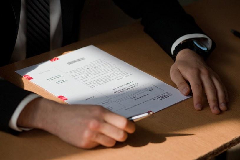 21 uczniów z Chojnic będzie musiało ponownie napisać maturę z języka angislkeigo (zdj. ilustracyjne) /Jaroslaw Respondek /Reporter