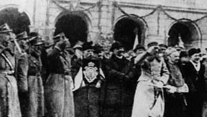 22 listopada 1920 r. Virtuti Militari dla Lwowa