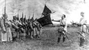 22 maja 1919 r. Ukraińcy wycofują się spod Lwowa