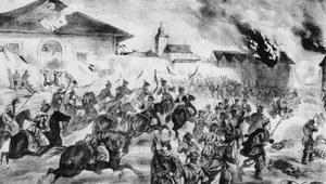 22 stycznia 1863 r. Wybuch powstania styczniowego