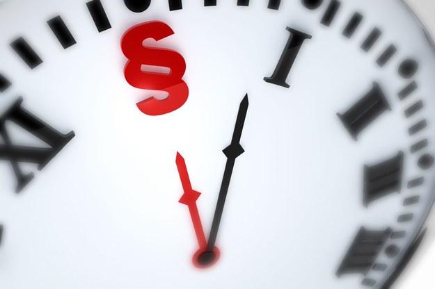 23 sierpnia 2013 r. wchodzą w życie nowe przepisy z zakresu czasu pracy /123RF/PICSEL