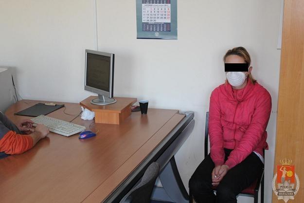 24-latka okradła w szpitalu pacjentów. Kolejny raz / fot. KSP /Policja