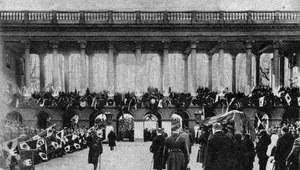 24 stycznia 1925 r. Uchwała o wzniesieniu w Warszawie Grobu Nieznanego Żołnierza
