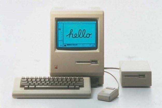 24 stycznia 1984 r. Apple pokazało światu Macintosha /materiały prasowe