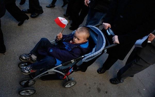 25 lat temu Polska odzyskała wolność. /AFP